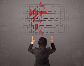 The CV Maze