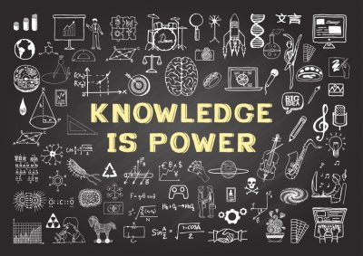 target market, knowledge is power