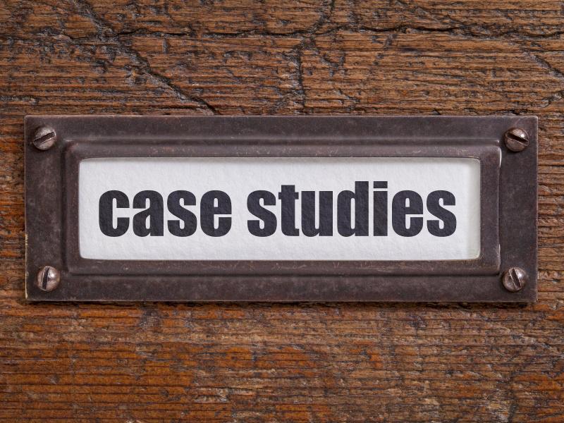 case studies, case study